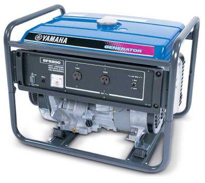 Бензиновый генератор Yamaha EF5200.